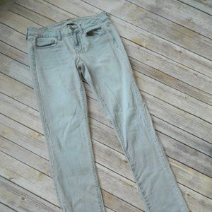 American Eagle Outfitter Pink Wash Skinny Sz 4